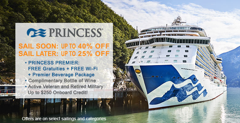 Princess Cruise Deals